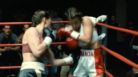 一个乞丐的励志拳击电影