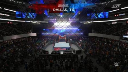 WWE2K18北美职业摔跤联赛