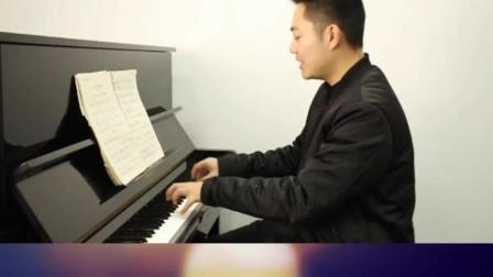钢琴初学者入门基本指法教程视频41课