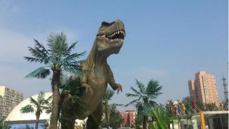 战甲恐龙  疯狂恐龙袭击大炮飞机  侏罗纪世界食人恐龙