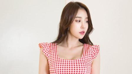 韩国气质美女模特私房写真, 娇人可爱, 优雅迷人