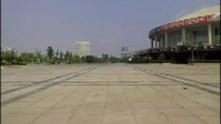 广场交谊舞 双人舞十四步《敖包相会》-体育--