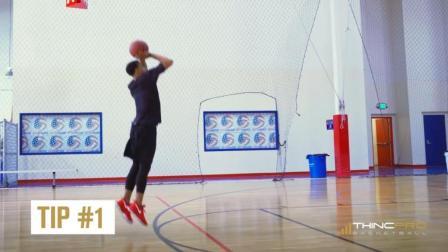 篮球课 投好三分球的三个小贴士 篮球教学视频