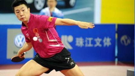 解密中国乒乓球队马龙 ldquo 不走寻常路 rdquo 的正手拉球动作