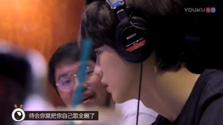老高: 你能不能安静点! 鹿晗: 我就是一个安静是美男子啊!