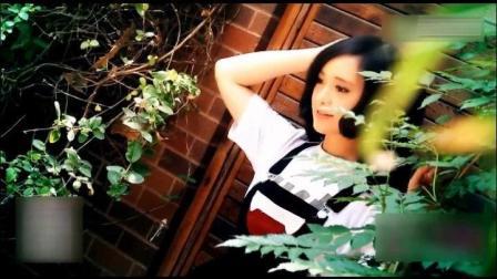 清纯美女户外写真, 柔软身材让人记忆犹新