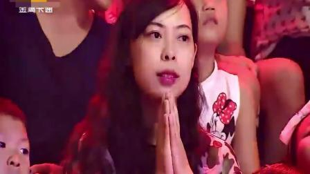 10岁小女孩一首《天亮了》唱哭全场观众和评委
