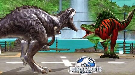 侏罗纪世界游戏: 尤顿龙的疯狂输出 恐龙公园