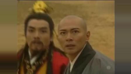 西游记泾河龙王索命唐太宗唐僧凭借自己的佛法救了唐太宗