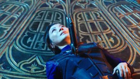 4分鐘看科幻片美劇《星際迷航發現號》第二集, 星際軍團大戰爆發楊紫瓊怎么了?