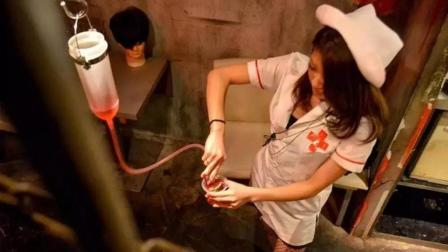 日本人有多变态 餐厅里必须带着手铐脚镣 吃的东西不堪入目