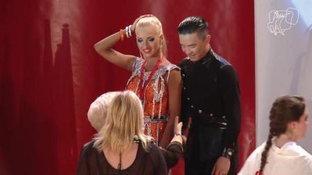 世界拉丁舞总决赛, 好漂亮的小姐姐!