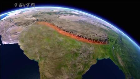 欧亚和印澳板块 经历了什么样的撞击形成了喜马拉雅山