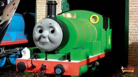 小托马斯火车和他的好朋友: 野餐会的大惊喜 儿童睡前听妈妈讲故事