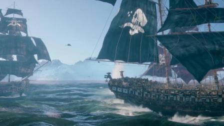 《碧海黑帆》3实机演示视频