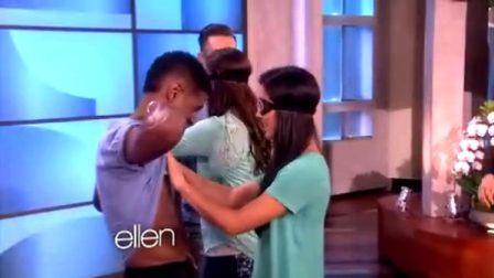 【最热综艺秀】《Ellen脱口秀》猜猜谁是骚当!谁