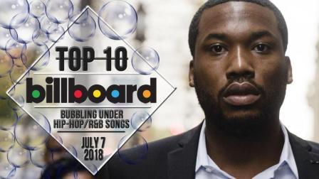 一周北美嘻哈及R&*歌曲排行榜TOP10