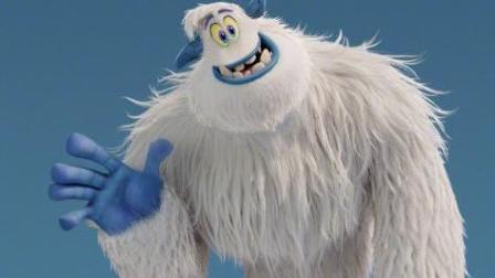 华纳兄弟斥巨资! 詹姆斯给《雪怪大冒险》的动画片配音!