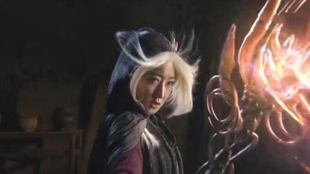巫山鬼母把女孩的七魂六魄吸出來, 移到女媧后裔身上