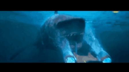 2018最新劲爆动作片 杰森斯坦森深海狂战巨鲨 惊险刺激 燃爆了
