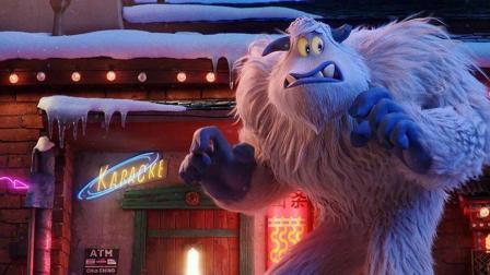 《雪怪大冒险》聚焦喜马拉雅大脚怪! 钱老板联袂勒布朗·詹姆斯!