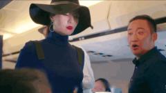 爆笑四川话: 男子飞机上为搭讪幺妹儿, 制止小孩