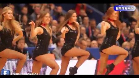 立陶宛可爱美女啦啦队!