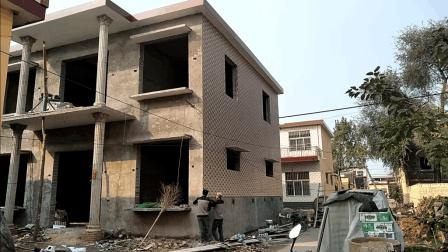 河南农村20万自建二层小楼, 内部是这样设计的, 你喜欢吗