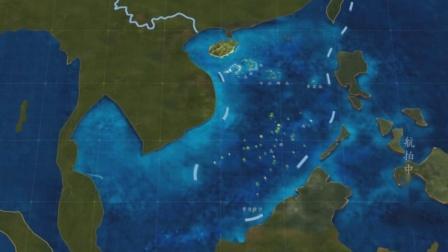 海南省位于中國版圖的最南端  我們的旅程從北部開始