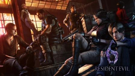 【生人】PS4·生化危机6官方中文版通关攻略