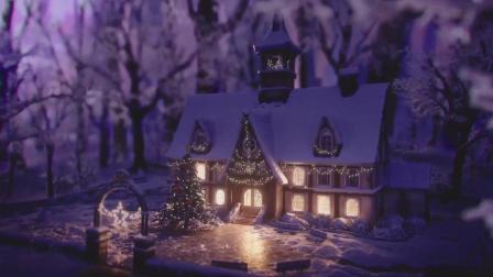可以给我一个拥抱吗? 年度温馨感人圣诞节动画短