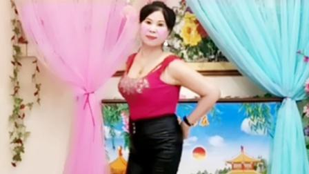 琼花舞魅: 原创即兴随曲美腿热舞: 花桥流水音乐版