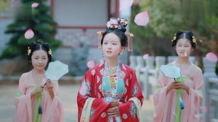 古风十足, 四个小美女惊艳MV, 一个比一个漂亮