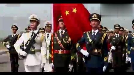 高清珍藏版 中国人民解放军三军仪仗队压轴亮相巴基斯坦国庆大阅兵