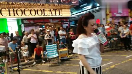 香港旺角歌手一首经典歌曲《迟来的爱》 70后都会唱吧
