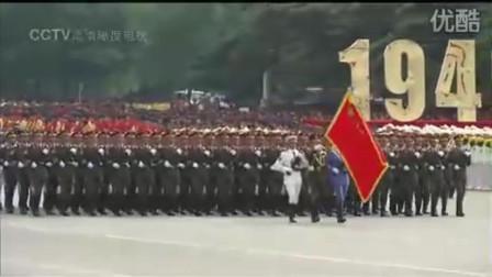 珍贵的建国五十周年大阅兵 三军仪仗队出场真威武