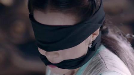 伽罗被五花大绑, 看机智的她是怎么松绑的