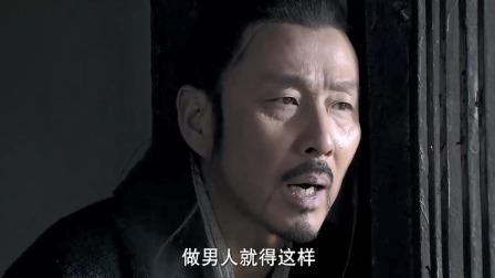 秦始皇巡幸各地 刘邦被皇帝的气场震住了 说出这句话吓坏了萧何