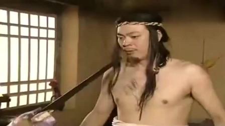 乱世英雄吕不韦 赵姬为嫪毐擦拭伤口, 嫪毐却将赵姬抱上了床!