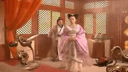 亂世英雄呂不韋: 趙姬求助呂不韋, 倆人一見面便迫不及待的關上房門