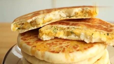 玉米面新做法,粗粮细做,简单美味,家里的大人小孩都喜欢吃!