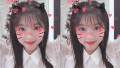 韩国萌妹纸翻唱抖音热曲《学猫叫》,声音太嗲