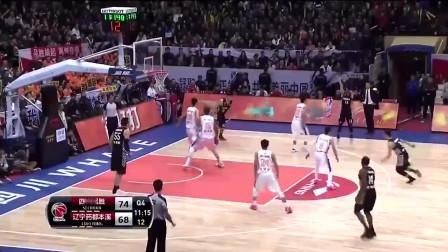 篮球精彩视频:注意52秒时,郭艾伦用欧文式转身打蒙刘炜!郭艾伦23分集锦