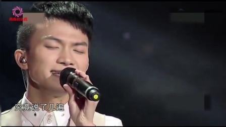 中国好声音周深翻唱《匆匆那年》,这声音比王菲还天籁!