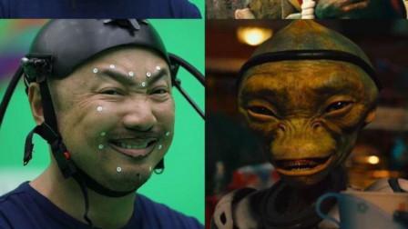 《疯狂外星人》徐峥扮演外星人,网友:除了肚子其他看不出是徐峥