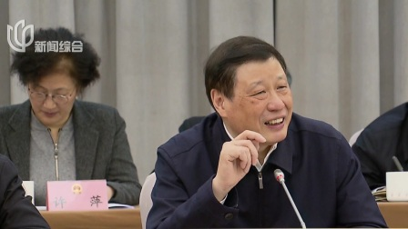 十三届全国人大二次会议召开在即 在沪全国人大代表会前活动今天举行 新闻报道 20190222