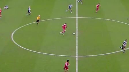 杰拉德和托雷斯互送助攻,利物浦3-0击败纽卡斯尔,谁记得这场比赛?