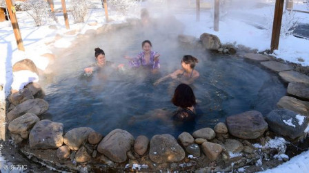 去日本旅游 日本人泡温泉的这个习惯 女游客觉尴尬 男游客却很享受
