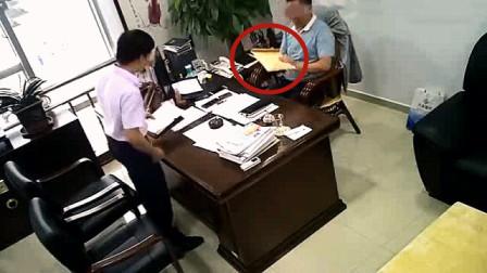 网传街道干部 办公室受贿 视频 龙岗区纪委介入调查