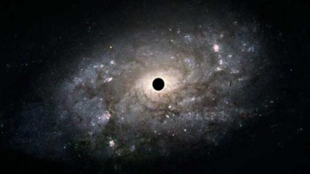 银河系中心存在超级黑洞,科学探索:未来命运